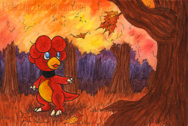Color of Flame by Peachfuzz