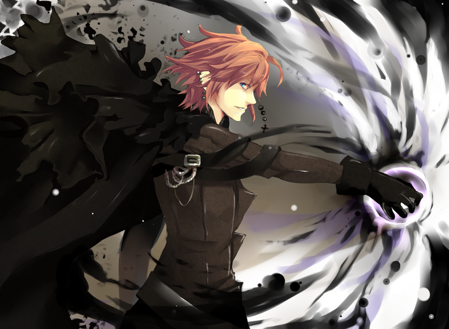 Dark Magician by Eluva