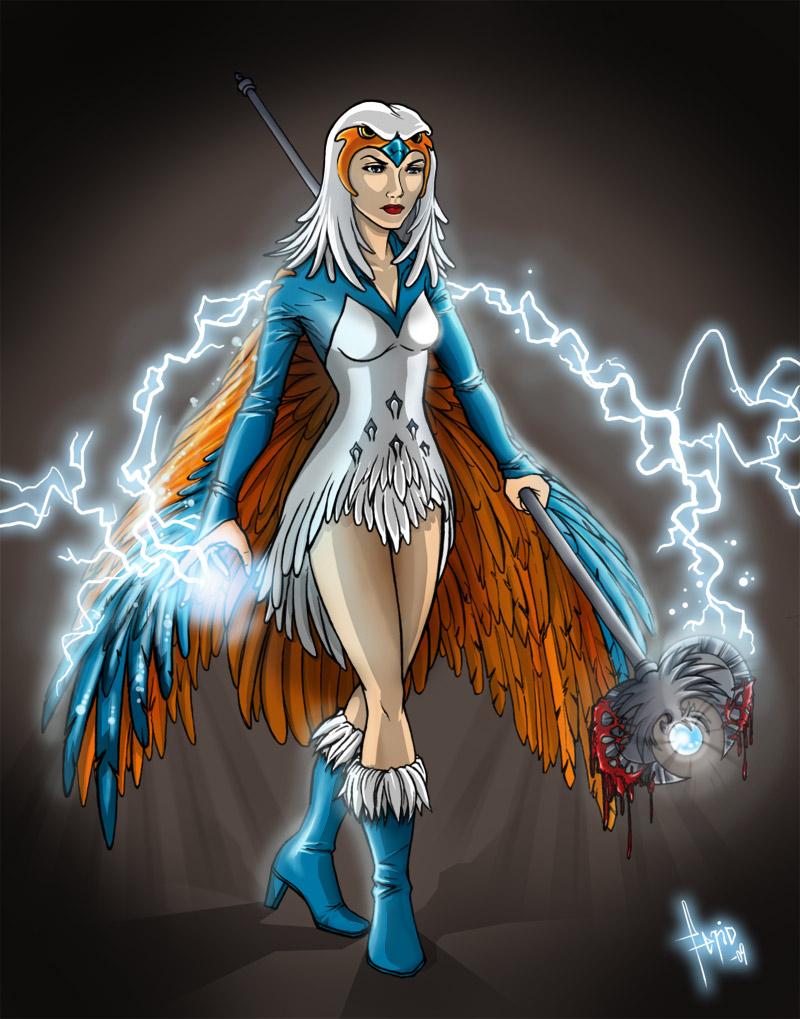 Sorceress of Grayskull by FlyToFerio