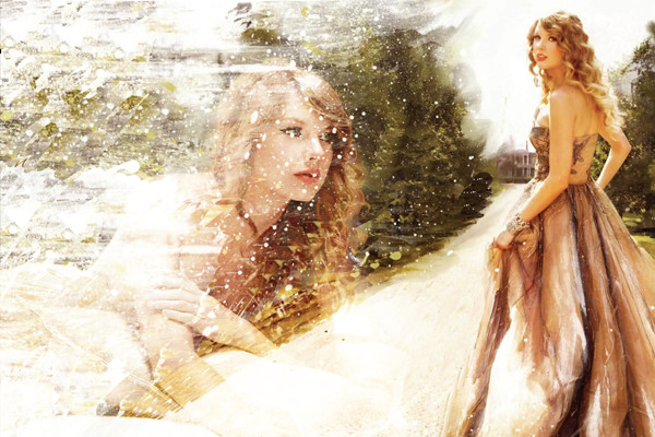 Enchanted Taylor Swift by xButterflyGirl on DeviantArt