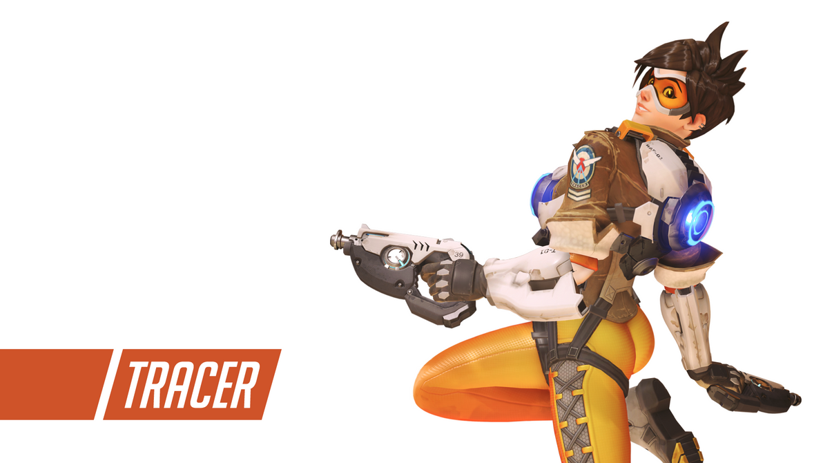 Overwatch | Over The Shoulder ['Upper' body] by PERPU1