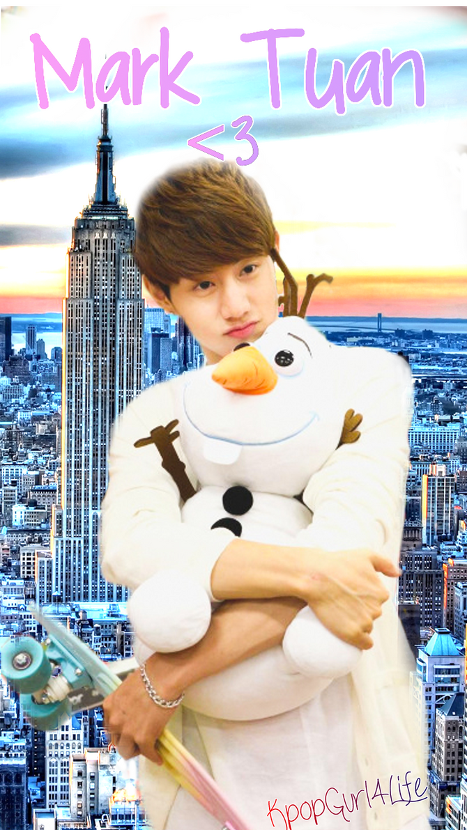 Got7 Mark Tuan Phone Wallpaper (1) by Kpopgurl4life on ...