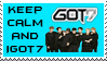 Got7 Group Stamp (1) by Kpopgurl4life