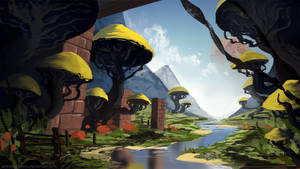 Mushroom Ruins