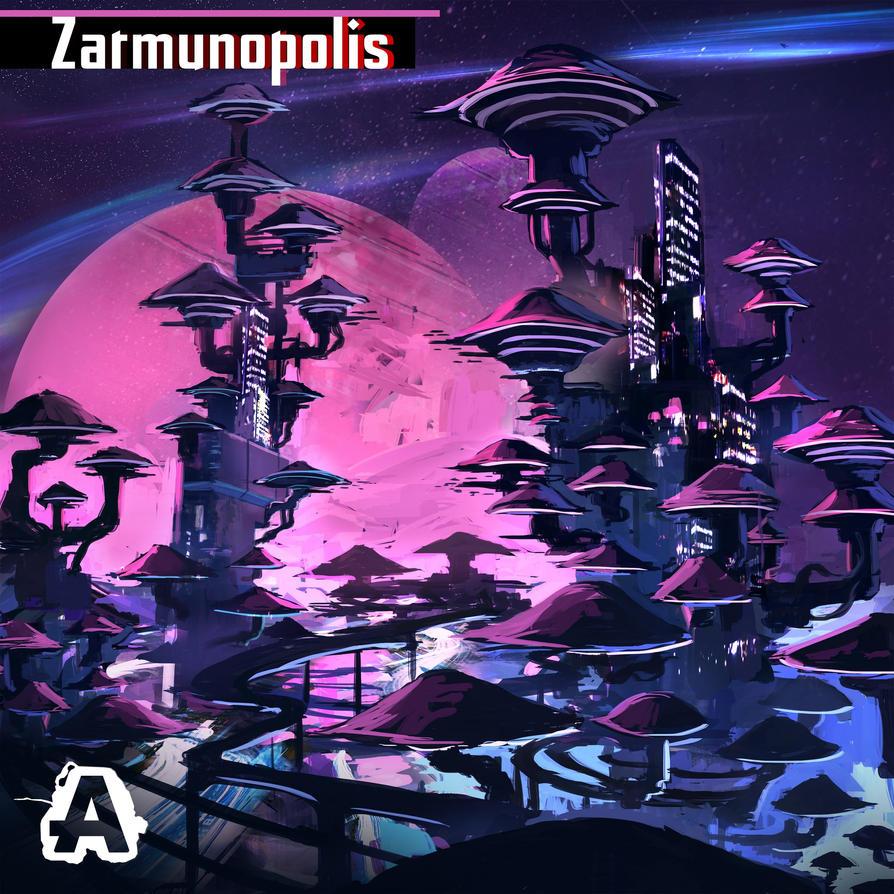 Zarmun - Zarmunopolis cover by AntonKurbatov