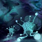 Sea Of Psilocybin - Neurons Cover Art