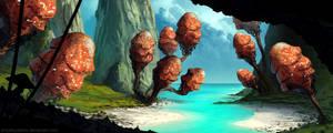 Mushcream islands