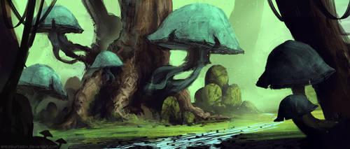 Into the unknown by AntonKurbatov