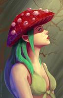 Fungi R.L by AntonKurbatov