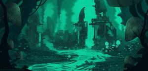 Underground city of Rastoiea