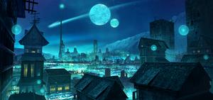 Moonlit Terminus