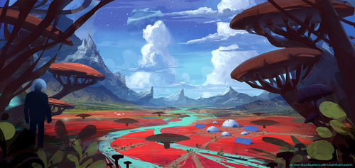 Endless Valley