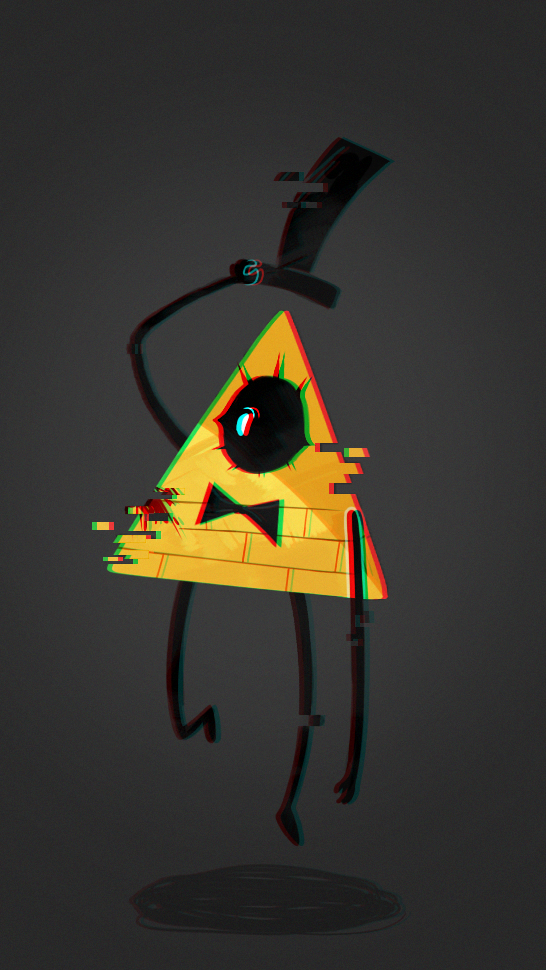 glitchy dorito by sevedie