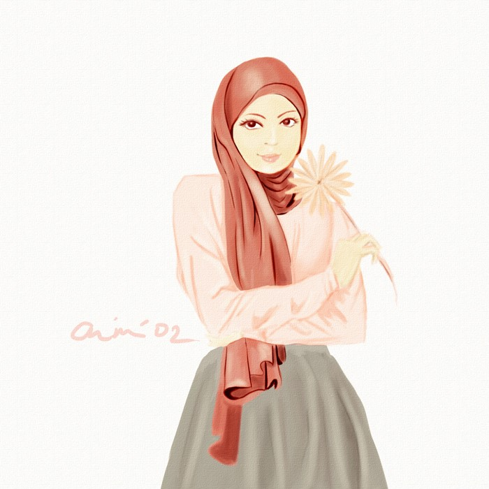 Image Result For Download Wallpaper Anime Muslimah