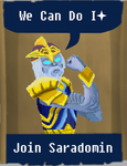 We Can Saradomin by Milc by RsJagexltd