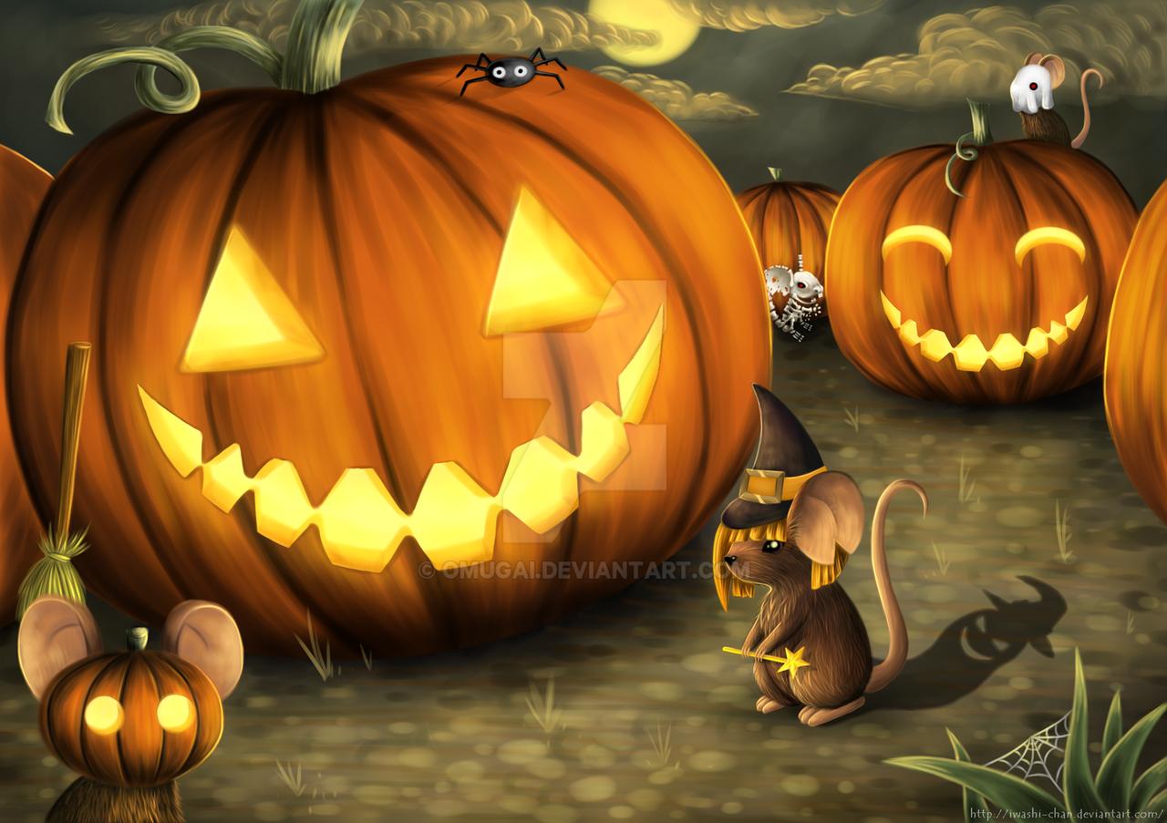 Transformice Halloween 2012 by Omugai