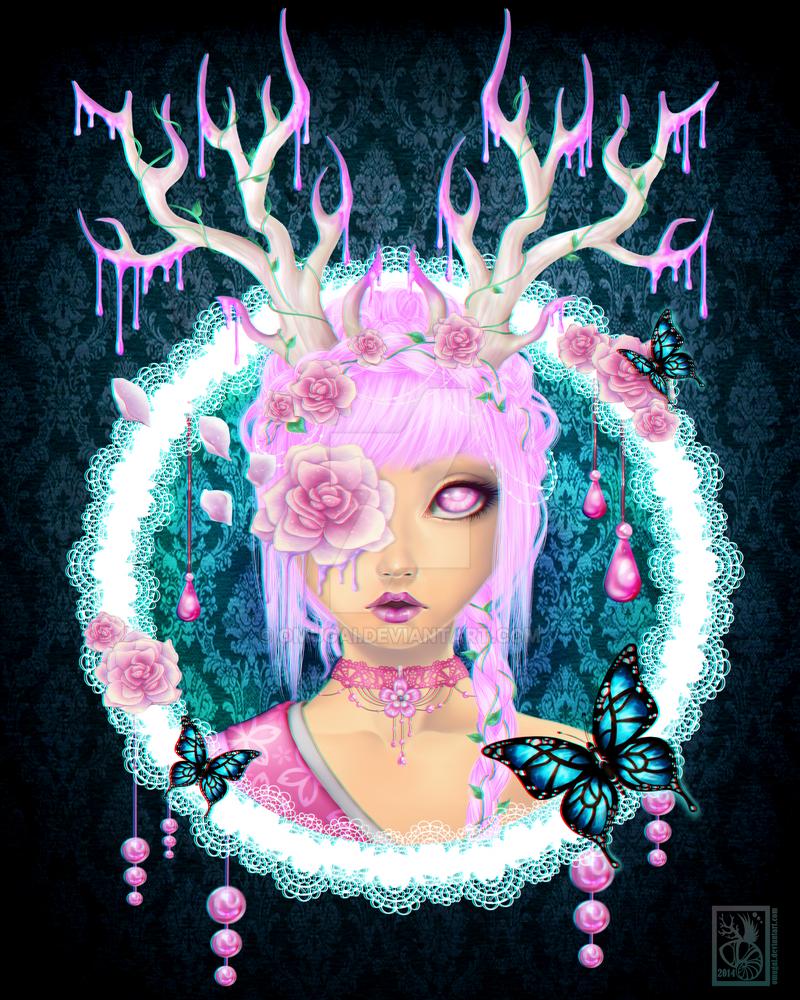 Spring Frozen by Omugai