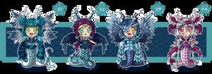 Adoptables 13 - Winged Lamia [CLOSED]