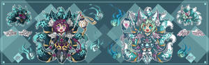 Adoptables 14 - Kitsune [CLOSED]