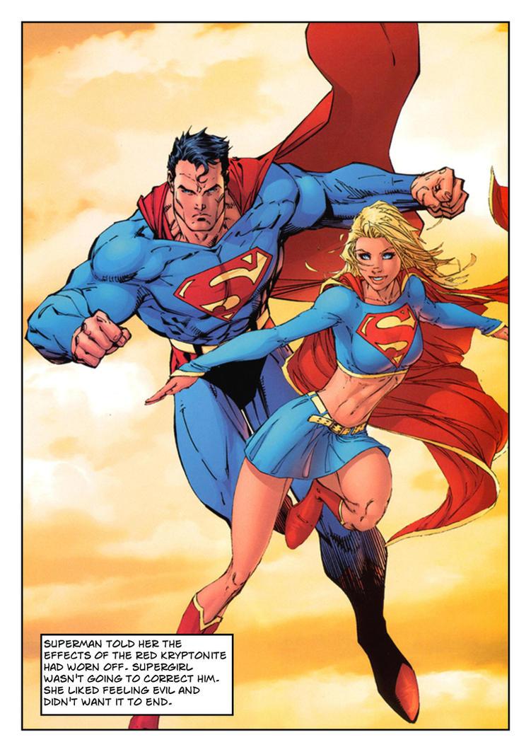 Супер член супермена 5 фотография