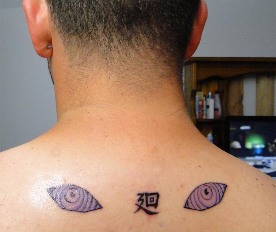 Rinnegan tattoo by razelim on deviantart for Pain symbol tattoo