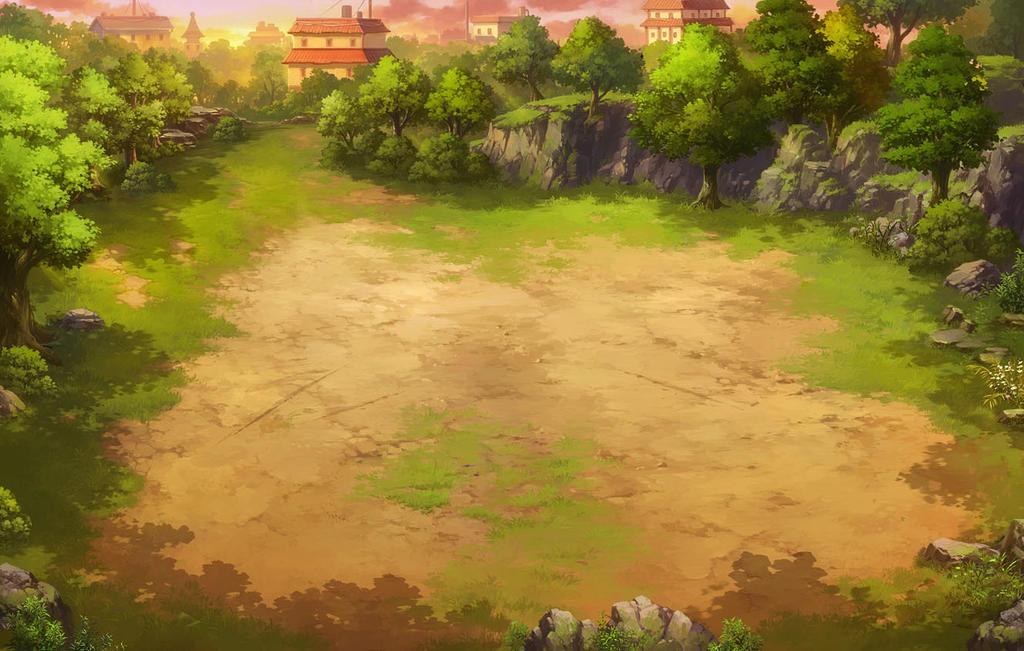 Naruto Online - Battle Background 10035 by danteg9b on