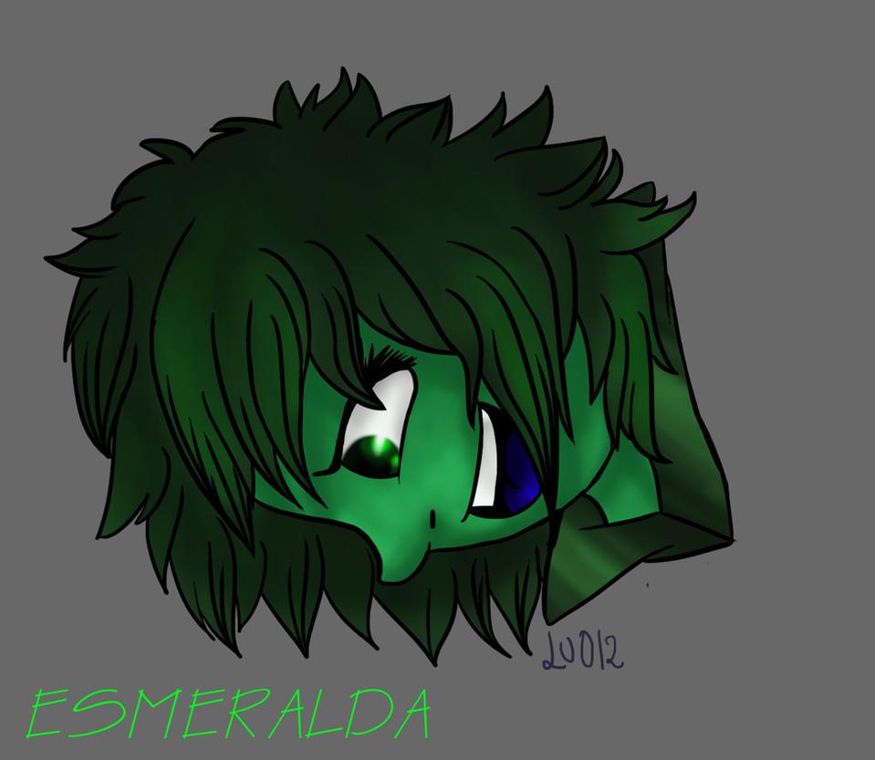ESMERALDA :v by Lu012