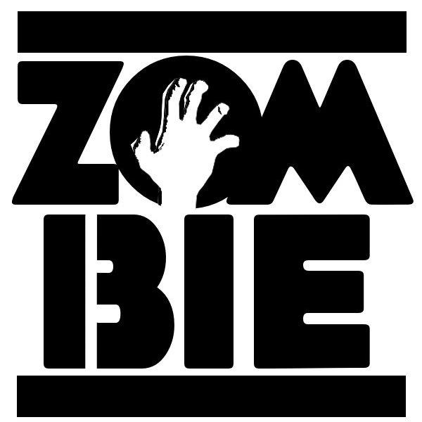 Zombie Font - Stencil ...