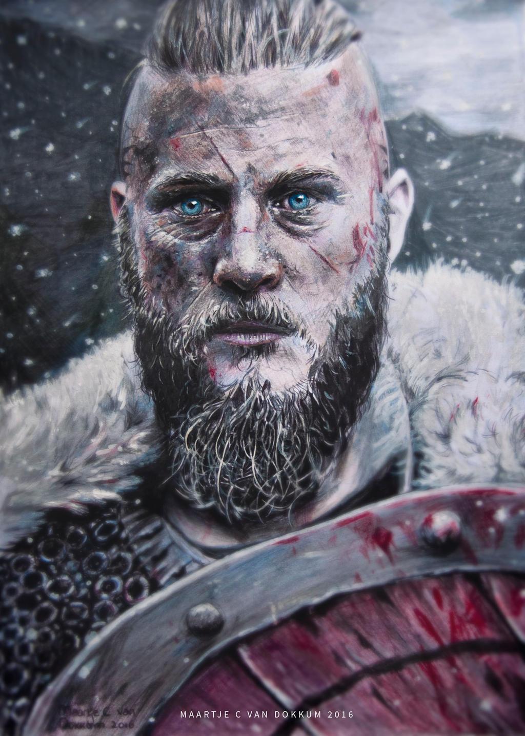 Ragnar Lodbrok By MCVD On DeviantArt