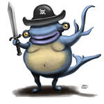 Pirate Creature CHIUSTREAM