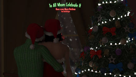 Merry Christmas - 2018 by danielsangeo