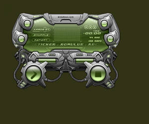 Romulus - Never completed skin by t-k