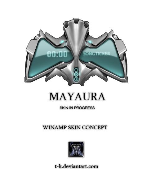 Mayaura Skin Concept by t-k