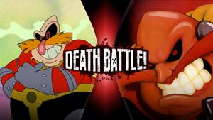 Death Battle Idea - No Worries Egghead!