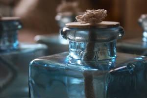 Glass - Blue by webworm