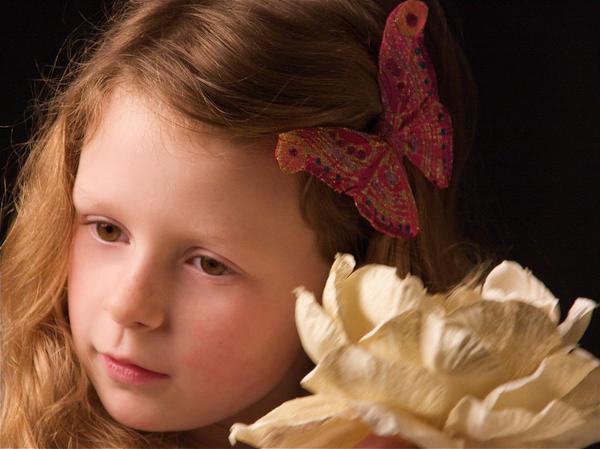 Little Fairy by webworm