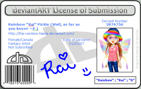 The-Rainbow-Faerie's Profile Picture