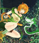 Kaa and Lethe