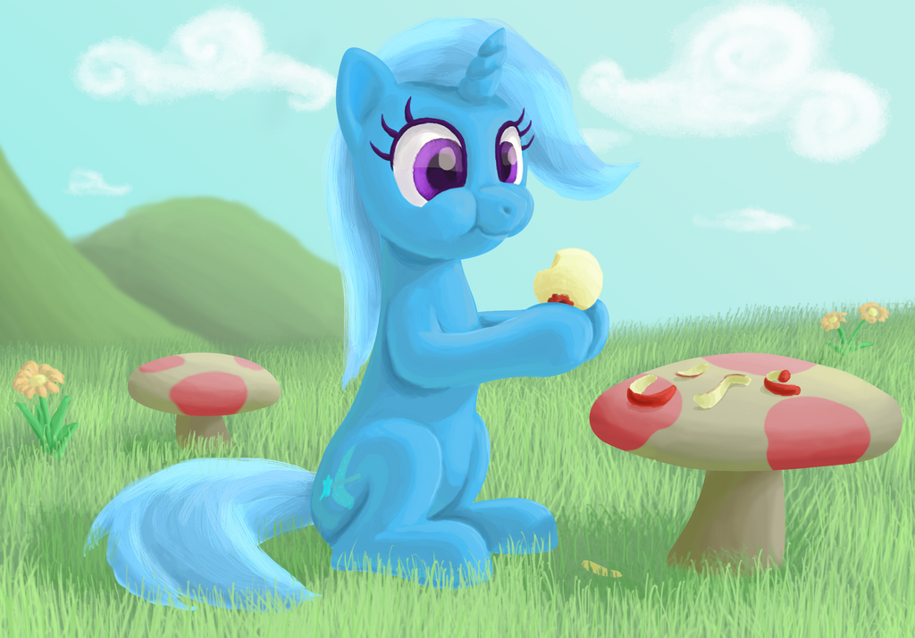 The Trixie Supremacy Drawfest 2013 #1 odooee by odooee