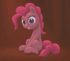 Pinkie Pie by odooee