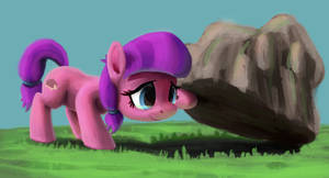 strong Filly