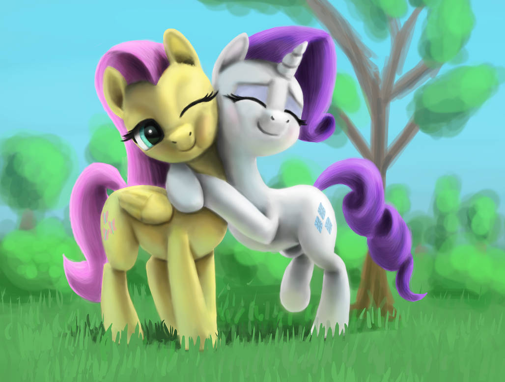 rarity_flutter_hug_by_odooee_dcf81rz-pre