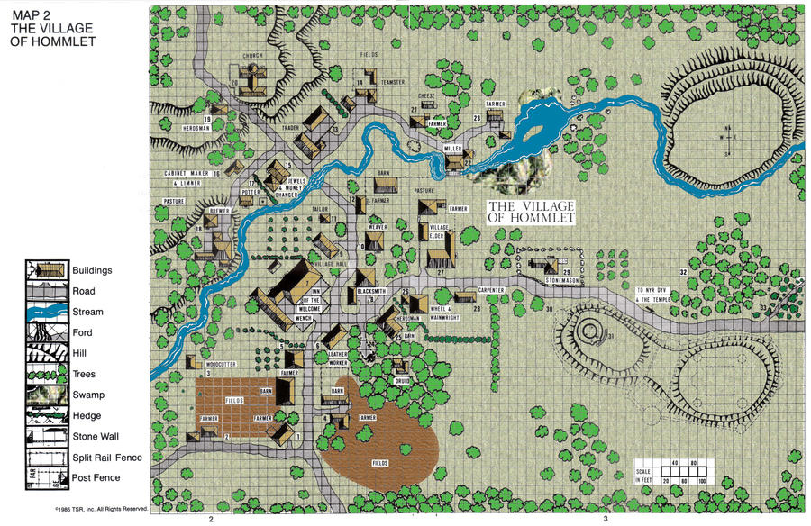 Gamma world pdf escobhotelgaudimedellin gamma world pdf map 2 the village of hommlet by qworty on deviantart gumiabroncs Image collections