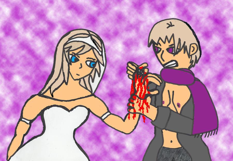 Het Vid White Wedding by BabyFaceCrossbones