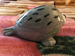 Ceramic Harbor Seal side by LeiaIceCommander
