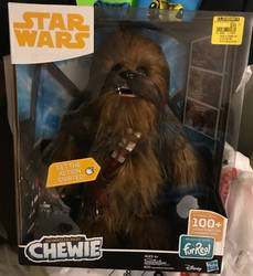 Fur real Chewie
