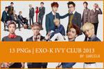 [PNG] EXO-K Ivy Club 2013