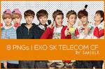 [PNG] EXO SK TELECOM CF