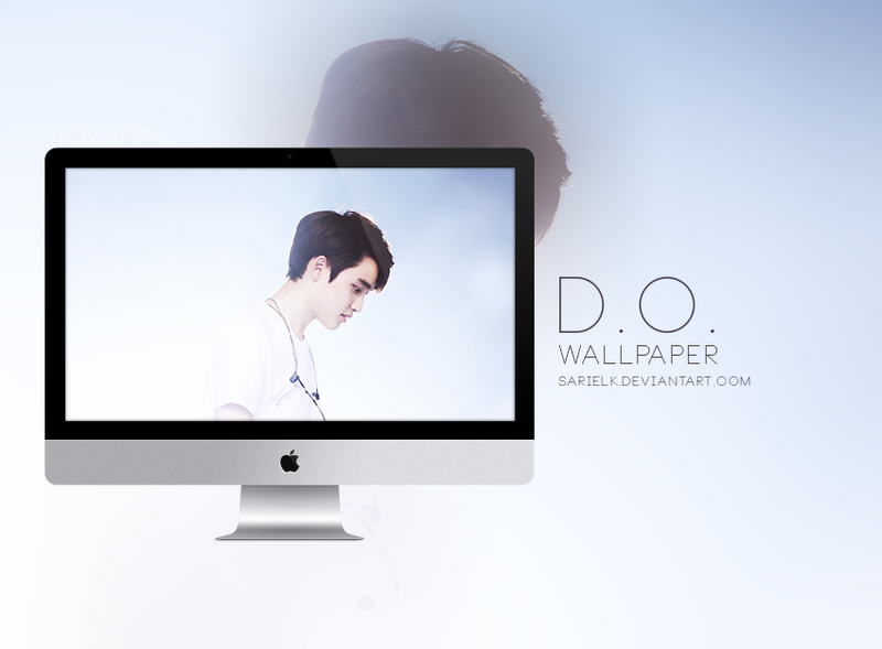 EXO Wallpaper: D.O. - 001 by sarielk