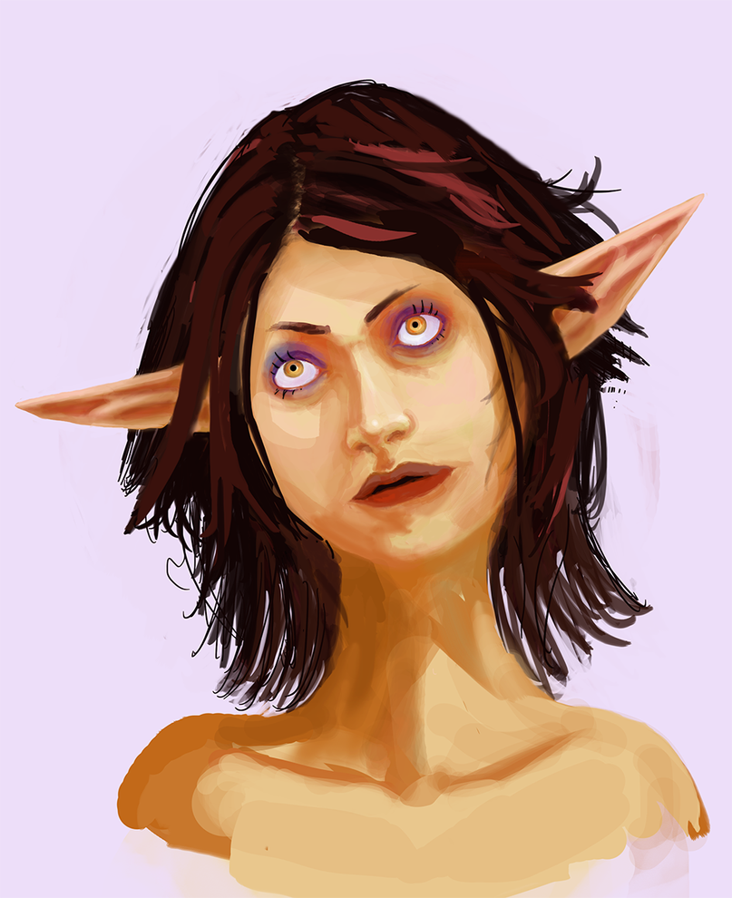 red elf by the-Beav